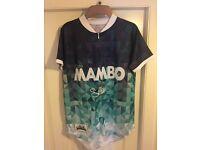 SikSilk Baseball Jersey / Cafe Mambo