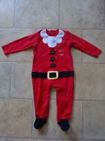 Christmas Baby Grow/Baby Clothes