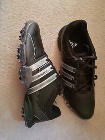 Adidas Powerband Tour Mens Golf Shoes Size 10