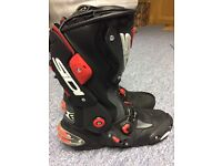 Sidi Road/Race Motorcycle boots size 45