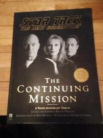 Star Trek Next Generation Book