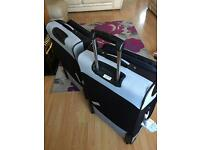 Antler Suitcases x 2