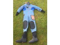 Diving Gear, Neoprene Dive Suit, Otter Ultimate Medium, mens