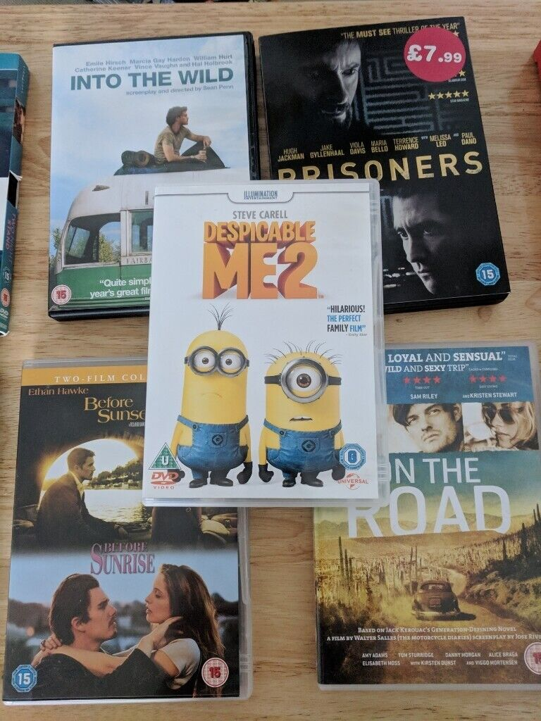 Barely used DVDs for sale | in Kilburn, London | Gumtree