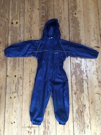 Regatta all in one toddler waterproof suit 24-36 months