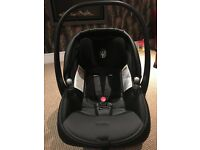 Isofix Car Seat / Baby Carrier Genuine Maserati Version