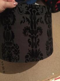 Large lampshade