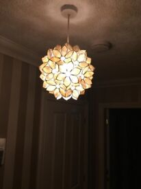 Ceiling lamp shade, very good condition