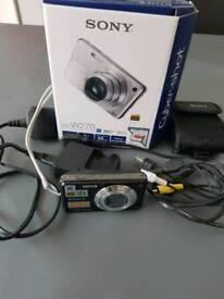Sony - Cyber-shot DSC-W270 - Digital camera