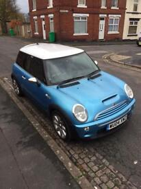 2004 Mini Cooper S R53 1.6 Supercharged.