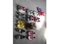 Girls shoes (infant)