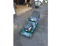 Hatter Harriwr 56 lawnmower