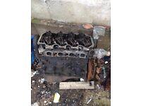 ESCORT MK4 cvh 1.6 efi engine plus oil cooler