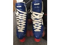 Ladies Size 7 Roces 52 Star Roller Skates & Accessories