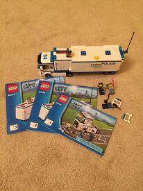Lego Police 60044 Police Unit