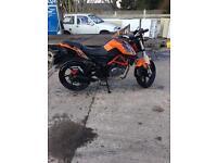Ksr Grs 125 great little bike