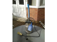Water pump for pond / fountain (Spares or repair)