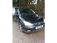 2004 FORD FOCUS 1.8 TDDI BREAKING FOR PARTS