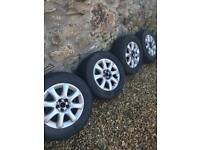 Peugeot Expert tires and rims for sale