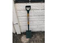 Digging Garden Spade
