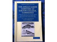 The Anglo-Saxon cemetery at....