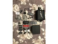 DJI Spark Drone Fly More Bundle + Extras Care Refresh