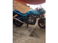 suzuki bandit 600s streetfightet, see other pics selling all 5 of my bikes ,