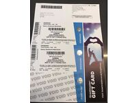2x LORDE Tickets for wednesday 27/09 Alexandra Palace