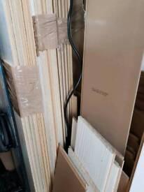 White flooring (quick step )