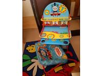 Thomas the tank table and chair
