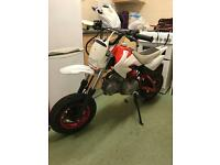 125cc crf50 supermoto pitbike