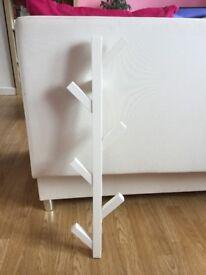 IKEA white hanger