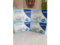 8 Maxtra Water Filter Cartridges - Brand New and unopened
