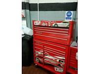 Snap on tool box like new!