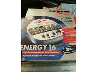 Energy 16 battery charger immaculate condition