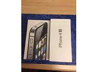 Iphone 4s 16GB Brand new