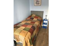 Single Ottoman bed for sale