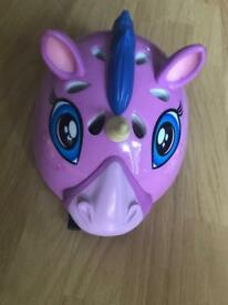 Unicorn cycle helmet
