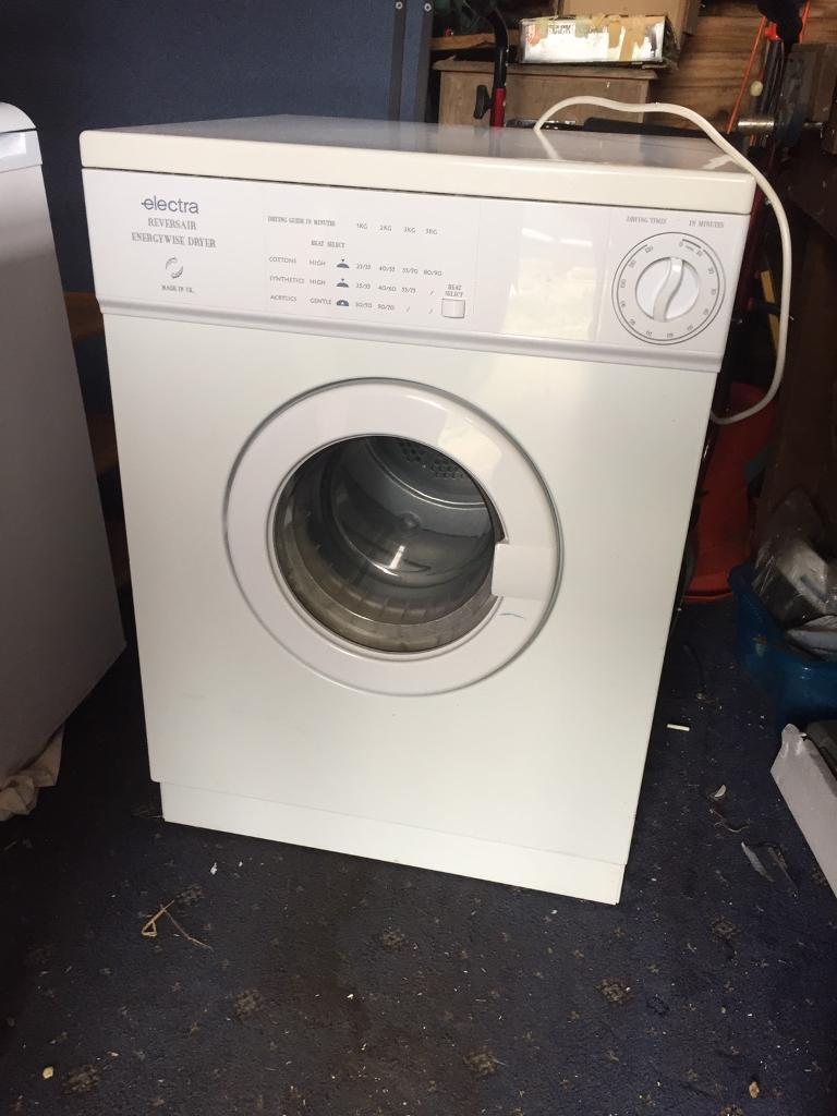 Electra Reversair Energy Saving Tumble Dryer Delivery