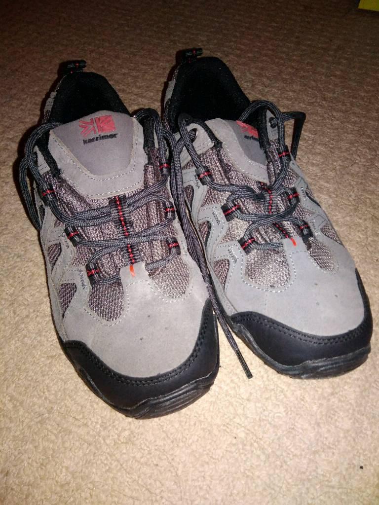 Karrimor Walking Shoes Size 4 (worn once)