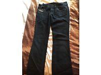 Diesel ladies jeans job lot 5 pairs size 8/10
