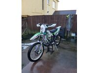 2009 sixdays enduro gas gas 250 exc (swap)