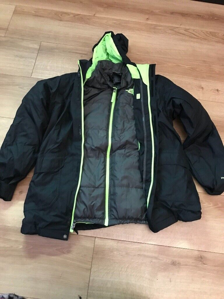 c92dbbdf3 Boys north face 3 in 1 coat | in Wallsend, Tyne and Wear | Gumtree