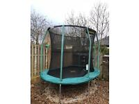 Jumpking Trampoline Oval 10ft x 7ft