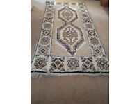 Long second hand hall rug
