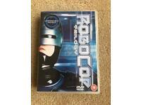 ROBOCOP TRILOGY DVDS