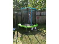 8 ft foldable trampoline brand new