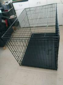 DOG/PET CAGE FOLDABLE EXTRA LARGE EXCELLENT CONDITION