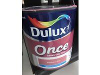 Dulux Raspberry Diva paint