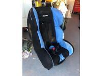 Recaro young expert car seat